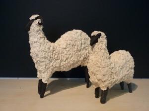 Couple moutons 95€