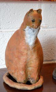 le chat roux 85€