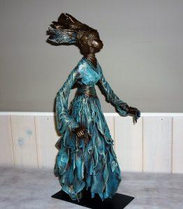 Statuette 2 :125€