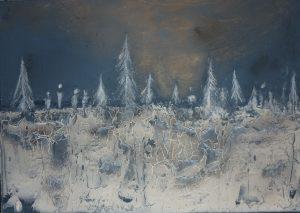 Paysage hivernal (50/70) 110€